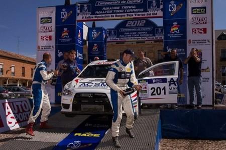 Xevi Pons certifica su victoria en el Nacional de Tierra
