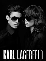 Gafas de sol y graduadas para esta primavera de Karl Lagerfeld