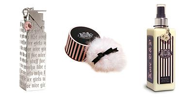 Juicy Couture y sus cosméticos