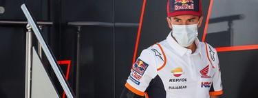 Mazazo para Marc Márquez: ha tenido que volver a pasar por el quirófano y no estará en Brno
