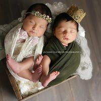 La preciosa sesión de fotos de Romeo y Julieta, dos bebés nacidos, casualmente, el mismo día en el mismo hospital