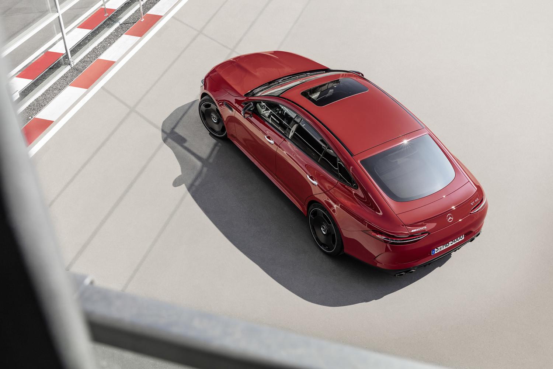 Foto de Mercedes-AMG GT 43 Coupé 4 puertas (6/18)