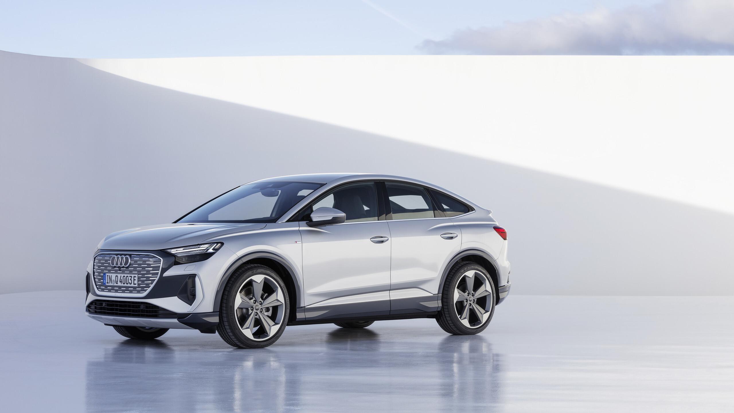 Foto de Audi Q4 e-tron (1/21)