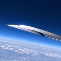 Virgin Galactic desvela el diseño de su supersónico comercial que busca volar más rápido que el Concorde