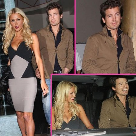 Paris Hilton y su ex, Doug Reinhardt, ya presumen de nuevos acompañantes