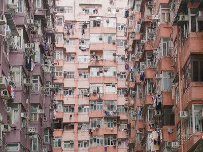'Hong Kong Puzzles', de Justyna Zduńczyk, desentrañando el intrincado paisaje arquitectónico de una megalópolis