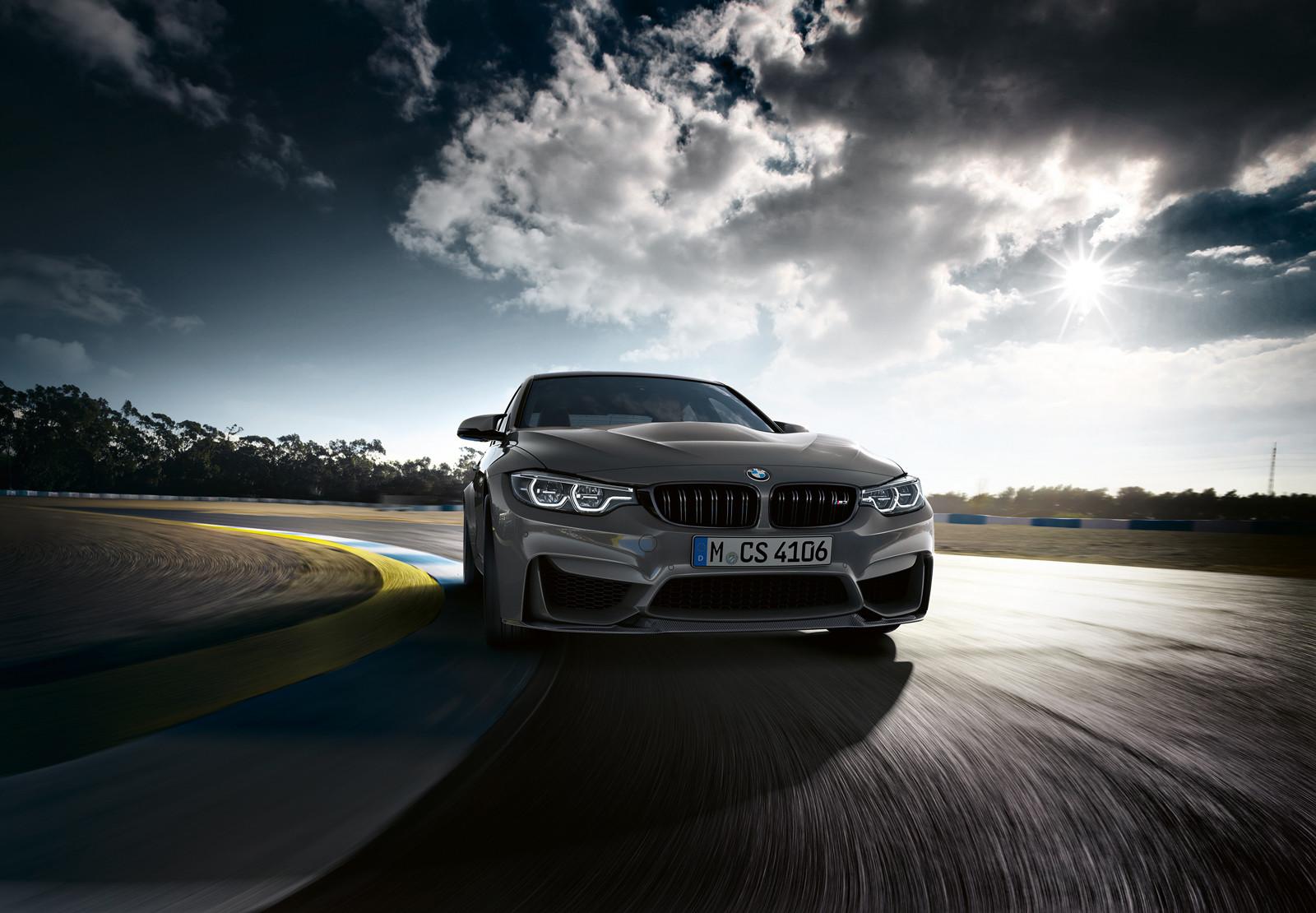 Foto de BMW M3 CS 2018 (7/13)
