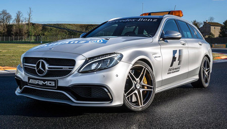 Mercedes-AMG C 63 Estate Medical Car
