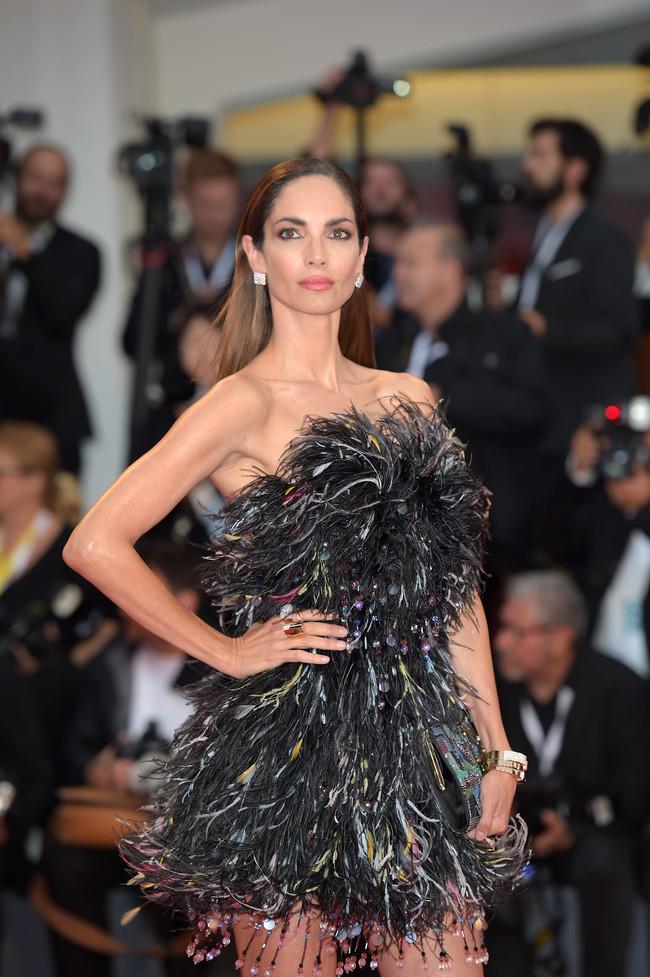 Así han vestido las españolas en el Festival de Venecia. Hay vida más allá de Paz Vega, Blanca Suárez y Eugenia Silva