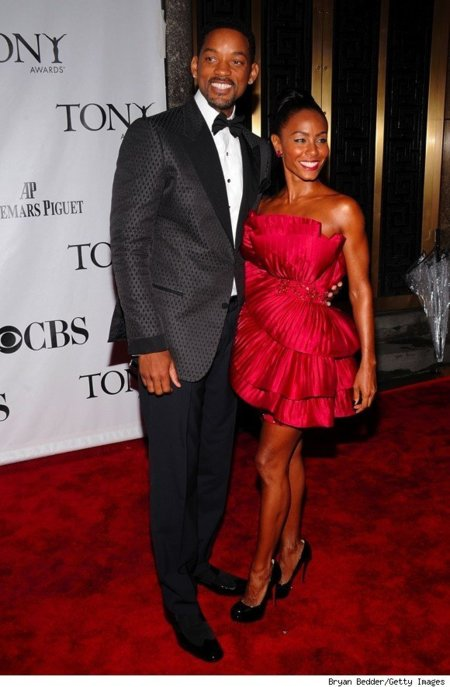 Todas las asistentes a los Tony Awards 2010: Jada Pinkett-Smith