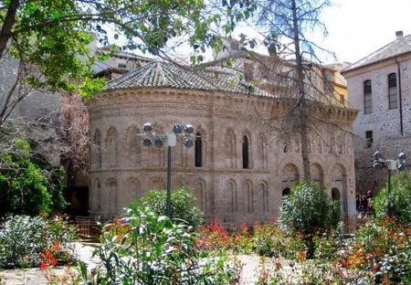 Visita a la Mezquita del Cristo de la Luz en Toledo