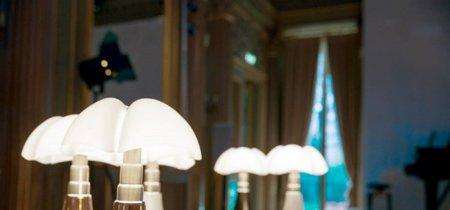 La lámpara Pipistrello cumple nada más y nada menos que 50 años