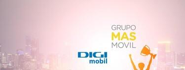 MásMóvil y Digi despuntan frente Movistar y Orange en mínimos, y un Vodafone más aliviado: así fue la evolución de líneas en 2020