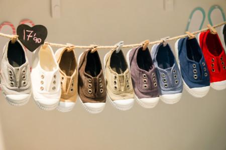 ¿Cuándo necesita el niño zapatos nuevos?