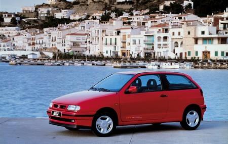 Seat Ibiza de segunda generación