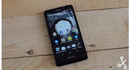 Sony Xperia T, análisis del nuevo buque insignia de los japoneses