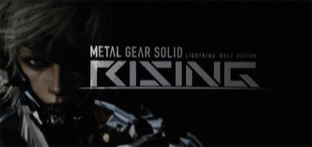 'Metal Gear Solid Rising', lo nuevo de Kojima llega a Xbox 360 [E3 2009]