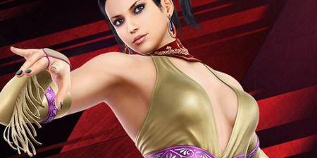 Tekken 6 - Zafina