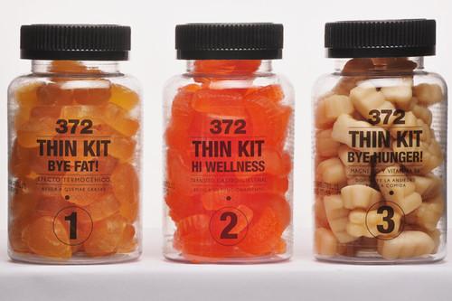 Adelgazar comiendo las gominolas que venden en las farmacias: lo que la ciencia nos dice al respecto