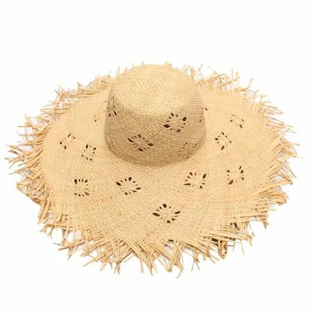 Sombrero Paja Mujer Pescador