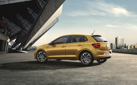 Volkswagen Polo 2019 Mexico 3