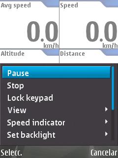 Foto de Nokia Sport Tracker (11/14)