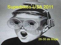 Superbikes EE.UU. 2011: Dónde verlo por televisión