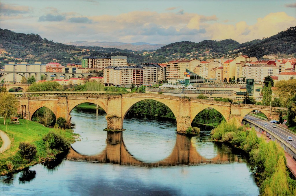 Por qué Ourense ha llegado a tener las máximas temperaturas de Europa en ciertas épocas del año