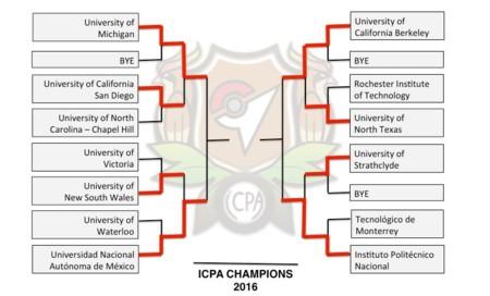 Icpa Semifinales 2016