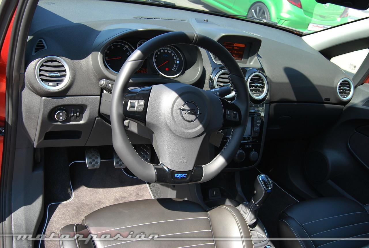 Foto de Opel Corsa OPC Nürburgring Edition (presentación) (18/28)