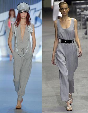Vestidos parecidos: Yves Saint Laurent y Diesel