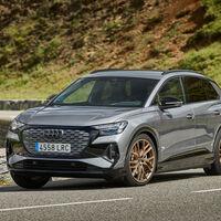 Llega el más salvaje de los Audi Q4 e-tron: el SUV eléctrico de 299 CV es 5.800 euros más barato que el Tesla Model Y