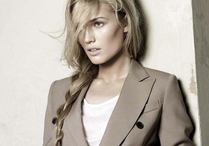 Zara apuesta por las trenzas en su catálogo para la Primavera