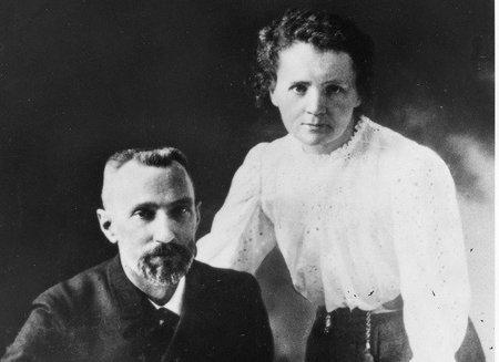 El menú de Marie Curie