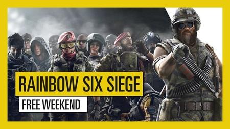 Rainbow Six Siege se juega gratis del 15 al 18 de noviembre en PS4, Xbox One y PC