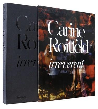 Ya podemos empezar a ahorrar... Las primeras imágenes del Irreverent, el libro de Carine Roitfield