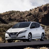 El Nissan LEAF 2021 perfecciona su sonido artificial en función del movimiento del auto