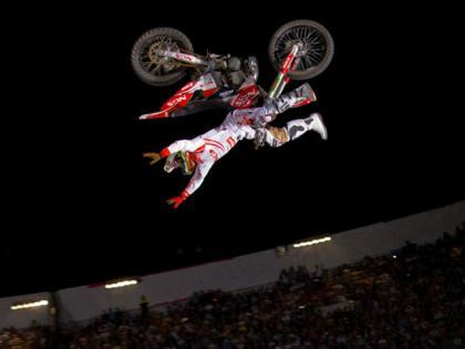 Red Bull X-Fighters desde Alemania