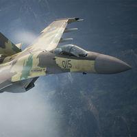 Ace Combat 7, nuevo tráiler cargado de piruetas aéreas y plomo [GC 2017]