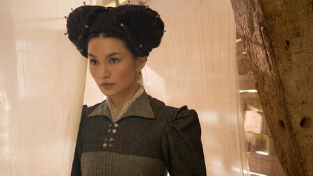 Gemma Chan Mary Queen Of Scots P