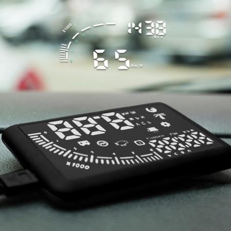 Mustech EM05 es el Head Up Display made in China que siempre habías querido tener