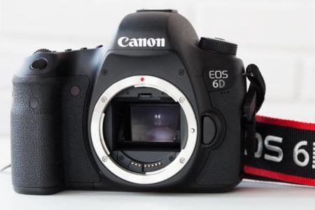 Canon 60D a prueba