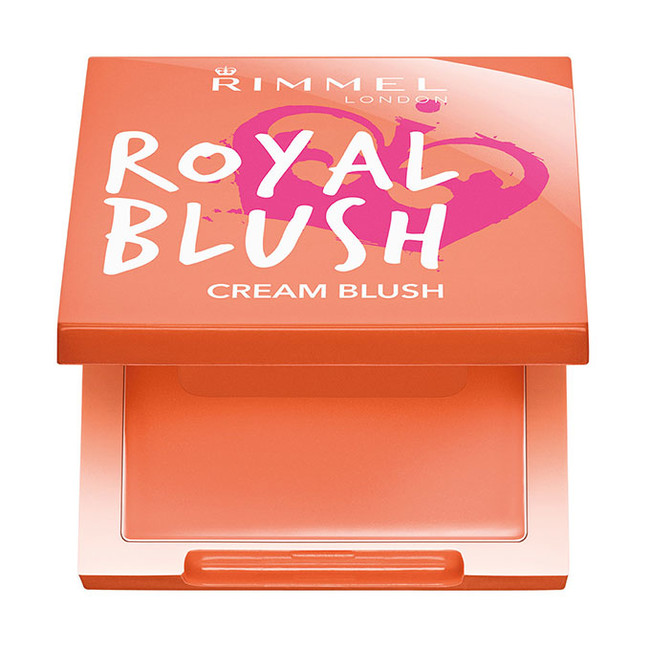 Royal Blush 001 Peach Jewel Open