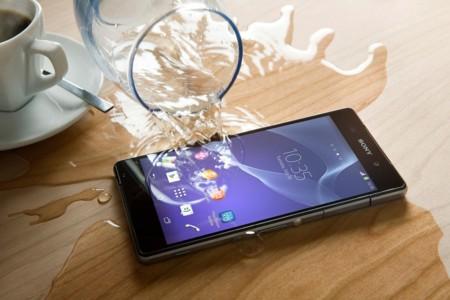 Sony Xperia Z2 Water Resistance 1500x1000
