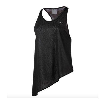 camiseta negra nike