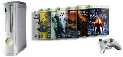 XBox 360 bate récords en la venta de juegos por consola