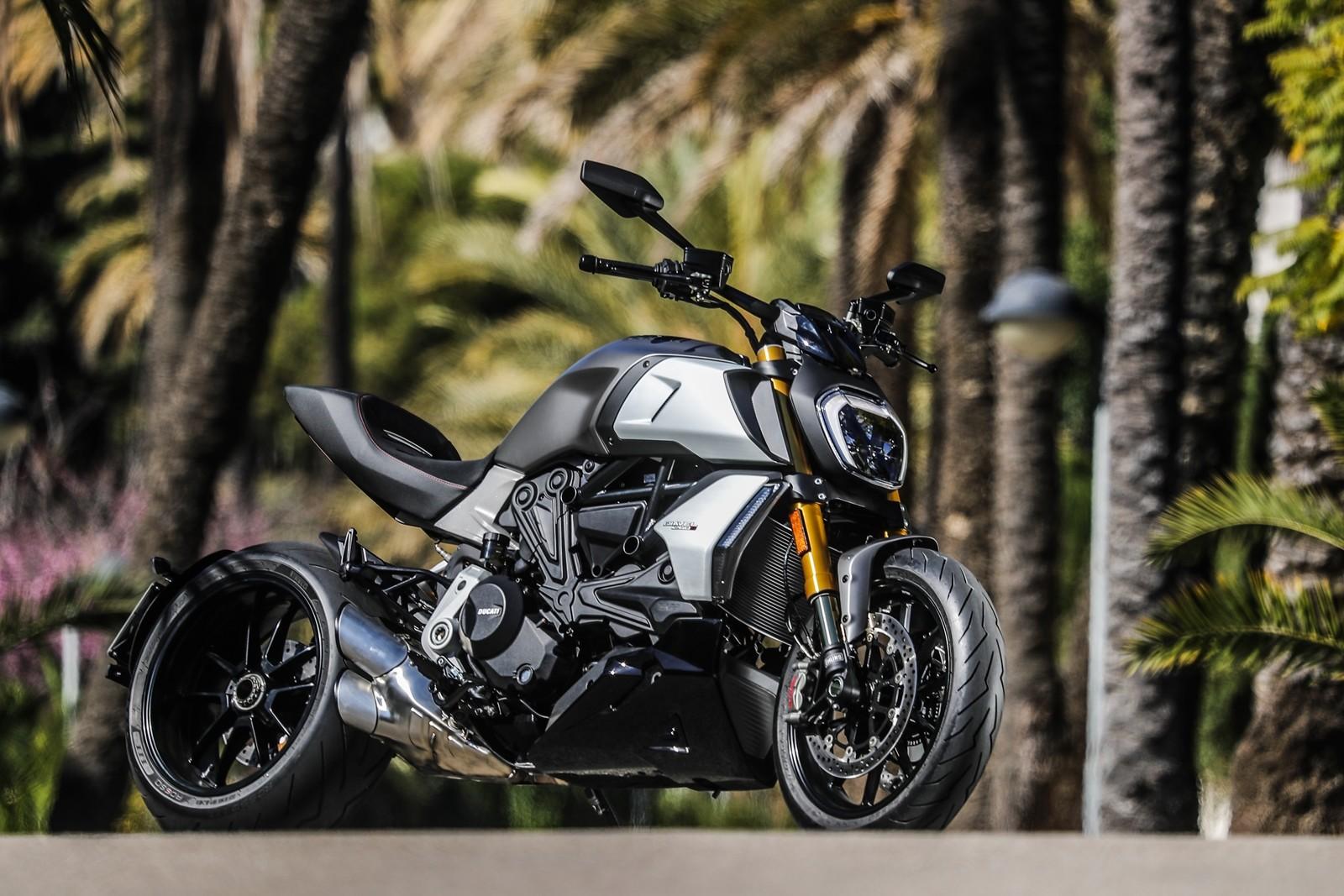 Foto de Ducati Diavel 1260 S 2019, prueba (43/59)