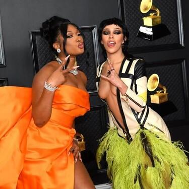 Premios Grammy 2021: Los peores vestidos de la noche