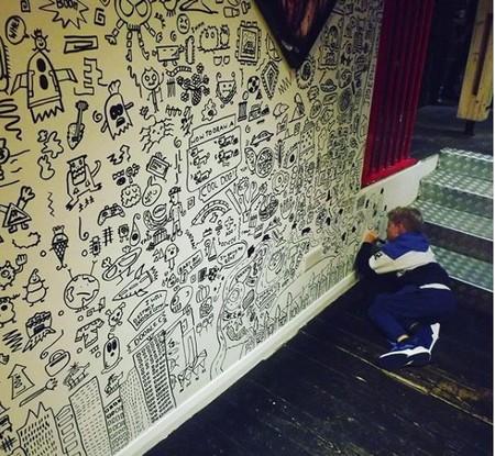 """""""El chico garabato"""", la historia que nos recuerda la importancia de no matar la creatividad y el talento artístico de los niños"""