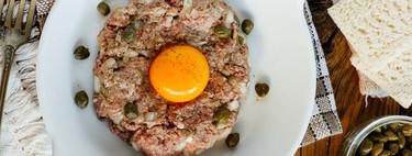 Receta de steak tartare: cómo hacer a la perfección el legendario plato de carne cruda